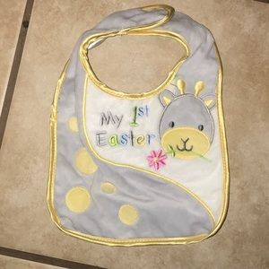FREE my first Easter bib never used